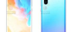 ការលេចធ្លាយម៉ូដែល Huawei P30 Pro ថ្មីបង្ហាញពីស្នាមភ្លឺនិងកាមេរ៉ា