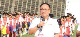 តារាបាល់ទាត់ក្លឹប SCG Muangthong United ផ្ដល់កម្លាំងចិត្តដល់អនាគតកីឡាករជំនាន់ក្រោយរបស់កម្ពុជា