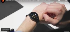 Preorders Samsung Galaxy Watch Active មានមកជាមួយបន្ទះសាកឥតខ្សែ
