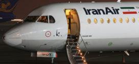 យន្តហោះដឹកអ្នកដំណើរ Iran Air ឆាបឆេះពេលចុះចត