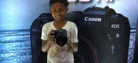 Canon ជួបជាមួយអ្នកជំនាញច្នៃម៉ូដ Natacha Van ក្នុងថ្ងៃ សម្ពោធ កាំមេរ៉ា EOS R/ EOS RP