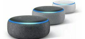 ទិញ Echo Dot speakers របស់ក្រុមហ៊ុន Amazon ចំនួនបីគ្រឿងក្នុងតម្លៃត្រឹមតែ 70 ដុល្លារប៉ុណ្ណោះ
