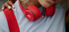 Apple ធ្វើឲ្យពណ៌កាស Beats Solo3 កាន់តែស្រស់