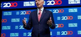 ប្រសិនបើជាប់ឆ្នោតនៅឆ្នាំ២០២០ លោក Joe Biden នឹងដំណើរការកម្មវិធីសុខាភិបាលមានតម្លៃ៧៥០ពាន់លានដុល្លារ