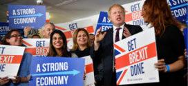 ការបោះឆ្នោតនៅអង់គ្លេស នាយករដ្ឋមន្ត្រី Boris Johnson ទទួលបានជ័យជំនៈ