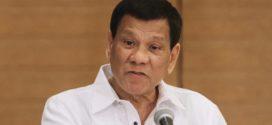 Rodrigo Duterte៖ អ្នកមិនគោរពច្បាប់បម្រាប់គោចរ បង្កាឆ្លងកូវីដ បាញ់សម្លាប់ចោលទៅ