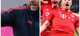 លោក Flick ត្រូវបានក្លិប Bayern Munich  បន្តកុងត្រាដល់ឆ្នាំ២០២៣