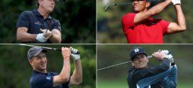 Tiger Woods, Phil Mickelson, Tom Brady និង Peyton Manning ចូលរួមចំណាយប្រាក់១០លានដុល្លារដើម្បីប្រកួតកីឡាវាយកូនគោលឡើងវិញ