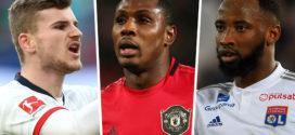 Man Utd ដាក់គោលដៅទិញ Dembele និង Werner ខណៈការខ្ចីជើង Ighalo ត្រូវបញ្ចប់