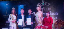 ការប្រកួតកញ្ញាឯក Miss Grand Cambodia 2020ត្រូវបានលើកពេលព្រោះបញ្ហាជំងឺ Covid-19