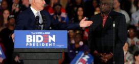 ក្តីសង្ឃឹមជាប់ឆ្នោតប្រធានាធិបតីអាមេរិករបស់លោក Joe Biden កាន់តែខ្ពស់ ដោយទទួលបានការគាំទ្រពីក្រុមជនជាតិស្បែកខ្មៅ