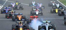 Formula 1 ប្រើទុនបម្រុងប្រសិនបើអ្នកបើកបរធ្វើតេស្តវិជ្ជមានសម្រាប់ការប្រណាំងឆ្នាំ២០២០នេះ