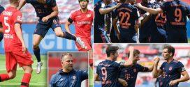 Bayern Munich ត្រូវការឈ្នះតែ២ប្រកួតទៀតអាចគ្រងជើងឯកនៅអាល្លឺម៉ង់ហើយ!