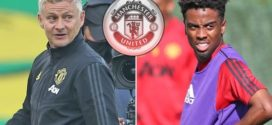Manchester United បញ្ជាក់ពីការចាកចេញរបស់កីឡាករវ័យក្មេង Gomes