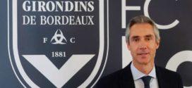 លោក Paulo Sousa លាឈប់ធ្វើជាអ្នកចាត់ការទូទៅក្លឹប Bordeaux