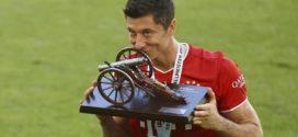 Lewandowski ចង់ឈ្នះពានរង្វាន់ Champions League បន្ទាប់ពីឈ្នះពាន Bundesliga
