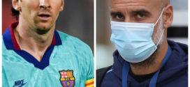 Man City អាចចុះហត្ថលេខាលើខ្សែប្រយុទ្ធ Lionel Messi នៅឆ្នាំក្រោយប្រសិនបើ Pep Guardiola ចាកចេញពីក្លឹប
