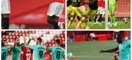 បិសាចក្រហម Man United បាត់បង់ឱកាសឈរចំណាត់ថ្នាក់លេខ៣ ខណៈ Real Madrid កាន់តែកៀកក្នុងការលើកពានLa Liga