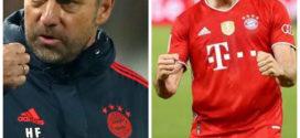 គ្រូបង្វឹកក្រុម Bayern Munich លោក Flick មើលឃើញខ្សែប្រយុទ្ធLewandowski ជាម្ចាស់ពានរង្វាន់ Ballon d'Or