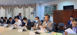 នាយឧត្តមសេនីយ៍ មៀច សុផាន់ណា អញ្ជេីញចូលរួមកិច្ចប្រជុំពិភាក្សានិងប្រមូលធាតុចូលនានា សម្រាប់ការអភិវឌ្ឍផែនការការងារទី៤ នៃគំនិតផ្តួចផ្តេីមសមាហរណកម្មអាស៊ាន(IAI Work Plan IV 2021-2025)