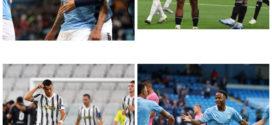 Man City និង Lyon ឡើងទៅវគ្គ៨ក្រុមក្របខ័ណ្ឌ Champions League ក្រោយMan cityឈ្នះReal Madrid ២ទល់១និងLyonចាញ់ Juventus ២ទល់១ក៏ដោយ
