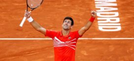 កម្មវិធីប្រកួតវាយតឺន្នីស Madrid Open ត្រូវលុបចោលរហូតដល់ឆ្នាំ២០២១ដោយសារកូវីដ-១៩