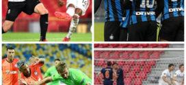 រកឃើញ៤ក្រុមឡើងវគ្គ៨ក្រុមពានរង្វាន់ Europa League
