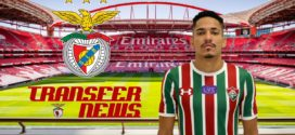 Benfica ទិញបានខ្សែការពារសញ្ជាតិប្រេស៊ីលGilberto ពីក្លិប Fluminense