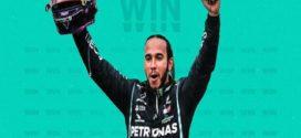 Hamilton ឈ្នះជើងឯកប្រណាំងរថយន្ត Grand Prix នៅអង់គ្លេស