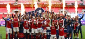 ការប្រកួតពានរង្វាន់ FA Cup និងការប្រកួតវគ្គពាក់កណ្តាលផ្តាច់ព្រ័ត្រពានរង្វាន់ League Cup ត្រូវបានកាត់បន្ថយសម្រាប់រដូវកាល២០២០-២០២១