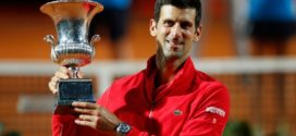 Novak Djokovic លើកពាន Italian Open ក្រោយយកឈ្នះ Diego Schwartzman វគ្គផ្តាច់ព្រ័ត្រ