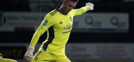 Henderson បង្ហាញពីក្តីសុបិនក្នុងការបង្ហាញខ្លួនលើកដំបូងរបស់ Man United