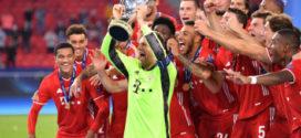 ក្រុម BayernMunich ឈ្នះពានរង្វាន់ UEFA Super Cup ក្រោយឈ្នះ Sevilla២-១