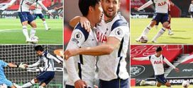 Son រកបាន៤គ្រាប់ជួយឲ្យ Tottenham Hotspur ឈ្នះគូប្រកួតសម្រាប់សប្តាហ៍ទី២នៅលីគកំពូលអង់គ្លេស