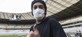 Ronaldinho ធ្វើតេស្តវិជ្ជមានជំងឺកូវីដ-១៩