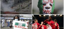 ខ្សែប្រយុទ្ធ Ighalo របស់ក្រុមបិសាចក្រហម Manchester United រិះគន់រដ្ឋាភិបាលនីហ្សេរីយ៉ាបន្ទាប់ពីទាហានបាញ់ទៅលើក្រុមអ្នកតវ៉ា