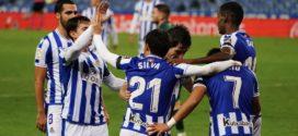David Silva ជួយ Real Sociedad ឲ្យឈរកំពូលតារាង La Ligaក្រោយឈ្នះ Huesca