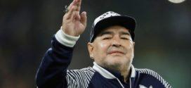 Maradona ត្រូវបានដាក់ឱ្យនៅដាច់ដោយឡែកបន្ទាប់ពីអង្គរក្សរបស់គាត់ឆ្លងកូវីដ-១៩