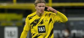 ក្លិប Dortmund អះអាងថាមិនមានផែនការចាកចេញរបស់Haaland ពីអាល្លឺម៉ង់ឡើយ