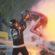 Grosjean បើករថយន្តបុកនឹងរបាំងផ្ទុះឆេះខ្លួនប្រាណក្នុងការប្រណាំង F1 នៅប្រទេសបារ៉ែន