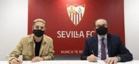 Papu Gomez ចុះហត្ថលេខាចូលជាមួយក្លិប Sevilla ជាផ្លូវការ