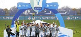 ក្រុមសេះបង្កង់ Juventus យកឈ្នះ Napoli លើកពានអុីតាលី Super Cup