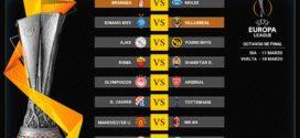 ការចាប់ឆ្នោត Europa League វគ្គ១៦ក្រុមចុងក្រោយគឺ Manchester United ប៉ះ AC Milan