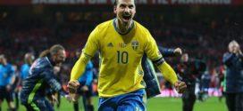 Zlatan Ibrahimovic ត្រៀមខ្លួនវិលត្រឡប់លេងឲ្យជម្រើសជាតិស៊ុយអែតវិញសម្រាប់ព្រឹត្តិការណ៍យូរ៉ូ