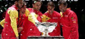 ទីក្រុង Innsbruck និង Turin ចូលរួមជាមួយទីក្រុង Madrid ក្នុងនាមជាសហម្ចាស់ផ្ទះការប្រកួតព្រឹត្តិការណ៍ Davis Cup Finals