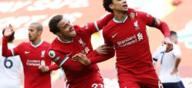 ១គ្រាប់នៅម៉ោងបន្ថែមរបស់Alexander-Arnold  ជួយ Liverpool យកឈ្នះ Aston Villa ២ទល់១ សម្រាប់ការប្រកួត Premier League នៅយប់មិញនេះ