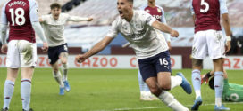 Man City កាន់តែកៀកលើកពាន Premier League ក្រោយឈ្នះ Aston Villa ខណៈ Tottenham ឈ្នះលើកដំបូងក្រោមការដឹកនាំគ្រូបង្វឹកបណ្តោះអាសន្ន