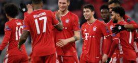 ក្រោយបំបាក់ Bayer Leverkusen ក្រុម Bayern Munich ត្រូវការឈ្នះតែ១ប្រកួតទៀតប៉ុណ្ណោះនឹងលើកពានលីកកំពូលអាល្លឺម៉ង់រដូវកាលនេះ