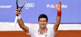 Djokovic ឡើងវគ្គ៨ក្រុមចុងក្រោយក្នុងកម្មវិធី Serbian Open