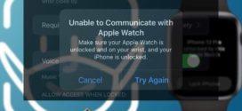 អ្នកប្រើប្រាស់ iPhone 13 មួយចំនួនមិនអាចប្រើមុខងារបើកសោទូរស័ព្ទជាមួយនឹងនាឡិកាវៃឆ្លាត Apple Watch